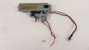 G&P Full Metal Gearbox V2 Rear Wired for Airsoft AEG