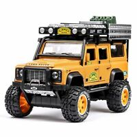 Land Rover Defender 110 Super Lift Camel Trophy Competition 1:28 Rare NEW