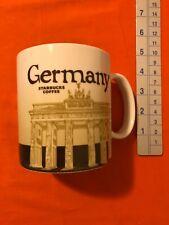Starbucks Germany collector Series Coffee Mug Cup 2010 16 oz.