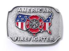American Firefighter Belt Buckle 14017 new trades belt buckles