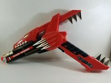 Mighty Morphin' Power Rangers Power Gun/Sword (used condition, WORKING)