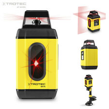 TROTEC 360° Rotating Laser Level BD7A | Cross Line Rotary Laser | Self Levelling