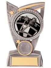 Darts Trophies Triumph Darts Trophy Award 2 sizes FREE Engraving