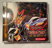 Yu-Gi-Oh! The Power of Chaos: Yugi the Destiny PC Game | Bundle 4 Games Total