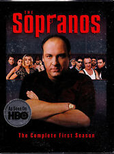 The Sopranos - Season 1 (DVD 2013 4-Disc WS) James Gandolfini