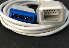 Ge Marquette 11pin Spo2 Adapter Cables 2006644 001compatible Nellcor Sensor