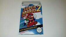 Super Mario Bros 2 - PAL  - Nes - Nintendo  - Only Box