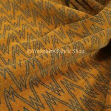 Telas de tapicería color principal amarillo para costura y mercería