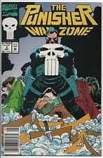 Marvel Comics The Punisher War Zone #3 NM- May 1992