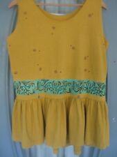 Blue Fish 1990 Button Tier Dress ~Top