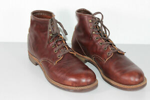 red wing shoes braun Lederboots Boots Gr. 45 (H56)