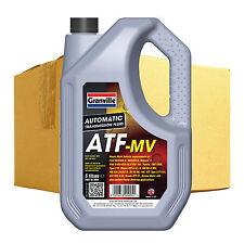 4 x Granville Automatic Transmission Fluid Oil ATF-MV Power steering Fluid 5L