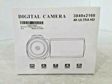 IEBRT 4k Video Camera Camcorder, Vlogging Camera for YouTube 48MP