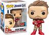 Funko Pop Style Iron man with Gauntlet- Tony Stark- Avengers -Figura vinilo