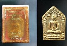 Khun Paen Pong Prai Kuman LP Tim Antique Thai Amulet Holy Magic Love Power