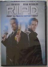 R.I.P.D.- Jeff Bridges-Ryan Reynolds -  BRAND NEW - DVD