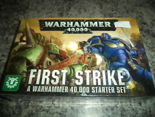 First Strike A Starter Set Space Marines Warhammer 40k 40,000 Games Workshop New