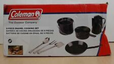 Coleman 8-Piece Enamel Cooking Set $93