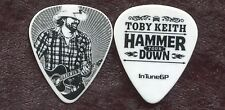 TOBY KEITH 2013 Hammer Down Tour Guitar Pick!!! Toby's custom concert stage #2