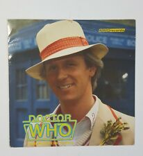 "PETER HOWELL BBC RADIOPHONIC WORKSHOP Doctor Who BBC tv 1st UK PS 45 7"" 1981"