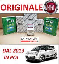 KIT TAGLIANDO FILTRI ORIGINALI + OLIO SELENIA FIAT 500 L 1.3 MULTIJET 62KW 70KW
