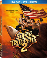 Super Troopers 2 [New Blu-ray] Digitally Mastered In HD
