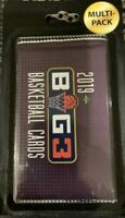 🏀 2019 Big 3 Basketball Cards Multi Pack -2 Card Packs per Multi Pack-