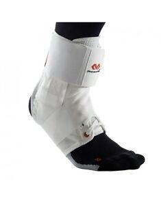 McDavid 195 Ultralite Ankle Support / Brace Lightweight & Flexible - White