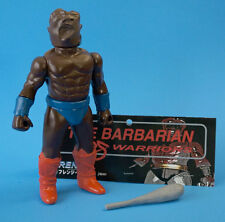 MOTU KO Frenzy Bros Sofubi Vinyl 38 Barbarians Rare Japan Medicom Urban Conan