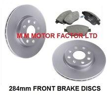 Fiat Grande Punto |2006-| 1.9 JTD Sporting Diesel, Front Brake Discs & Pads