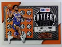 2018-19 Panini Contenders Retail Lottery Ticket Deandre Ayton RC #1, Suns