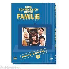 DVD * EINE SCHRECKLICH NETTE FAMILIE STAFFEL 1 * WIE NEU * Season * AL BUNDY *