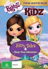 Bratz Kidz - Twin Movie Pack (DVD, 2009, 2-Disc Set)