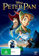 PETER PAN - BRAND NEW & SEALED DVD, 2013 WALT DISNEY VAULT RELEASE