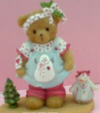 CHERISHED TEDDIES  OPAL - 2011 Christmas Figurine
