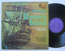 LP Treasure Island - mint- . Walt Disney - Dal McKennon - Robert Louis Stevenson