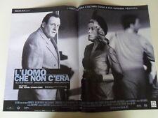 """#LOCANDINA FILM """"L'UOMO CHE NON C'ERA"""" (A)"""