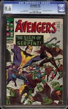 Avengers # 32 CGC 9.6 OW/W (Marvel, 1966) Don Heck cover