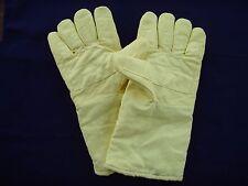 "High temperature gloves, Length 380mm (14.96""), Item# G-018"