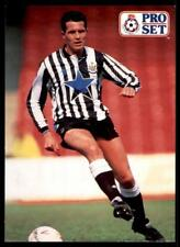 Pro Set Football 1991-1992 Newcastle United Liam O'Brien #186