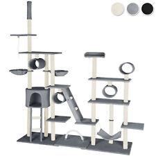 XXL Arbre à chat griffoir jouet à jeux meuble du sol au plafond escalade jeux