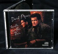 DAVID MEECE Candle In The Rain 1987 CD GINO VANNELLI