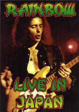 "Rainbow ""Live In Japan 1984"" DVD (Like New)"