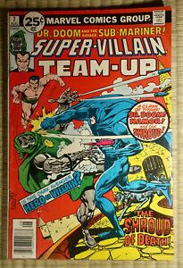 Marvel Comics / Super-Villain Team-Up / No. 7 / 1976