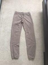 Escada Jogger Pants Size M Brown Color