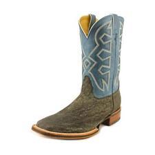 Stivali, anfibi e scarponcini da uomo grigio 100% pelle
