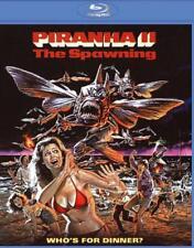 PIRANHA 2: THE SPAWNING NEW BLU-RAY DISC