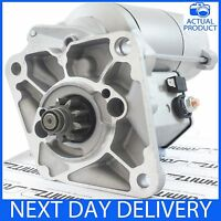 LAND ROVER DISCOVERY 2 & DEFENDER 2.5 TD5 1998-2006 NEW STARTER MOTOR NAD101240