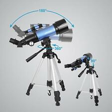 Telescope 70 Telescope for Astronomy Travel Telescope with 10X Phone Adapter