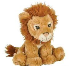 "8"" Lion Plush Stuffed Animal Den"
